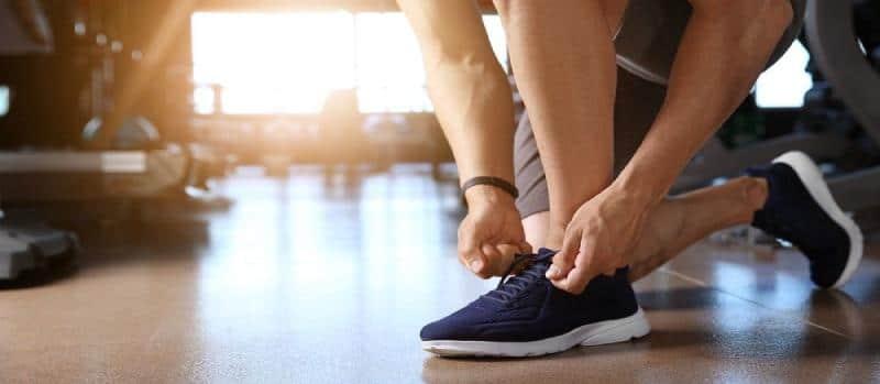 ورزش برای درمان شقاق